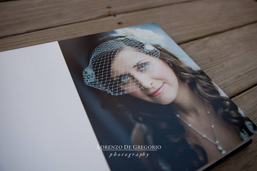 Queensberry wedding album Chicago