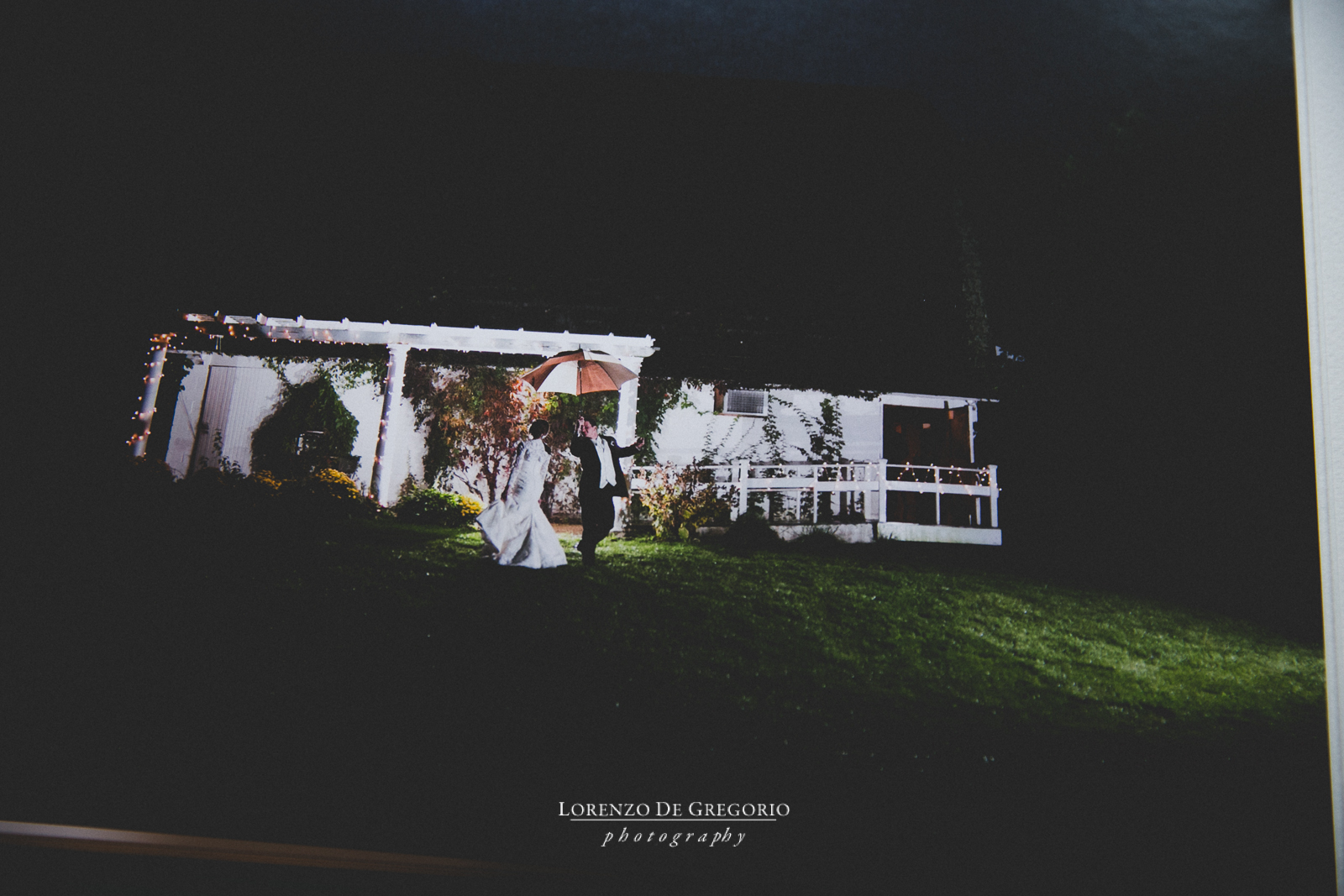 Queensberry album vineyard wedding Michigan