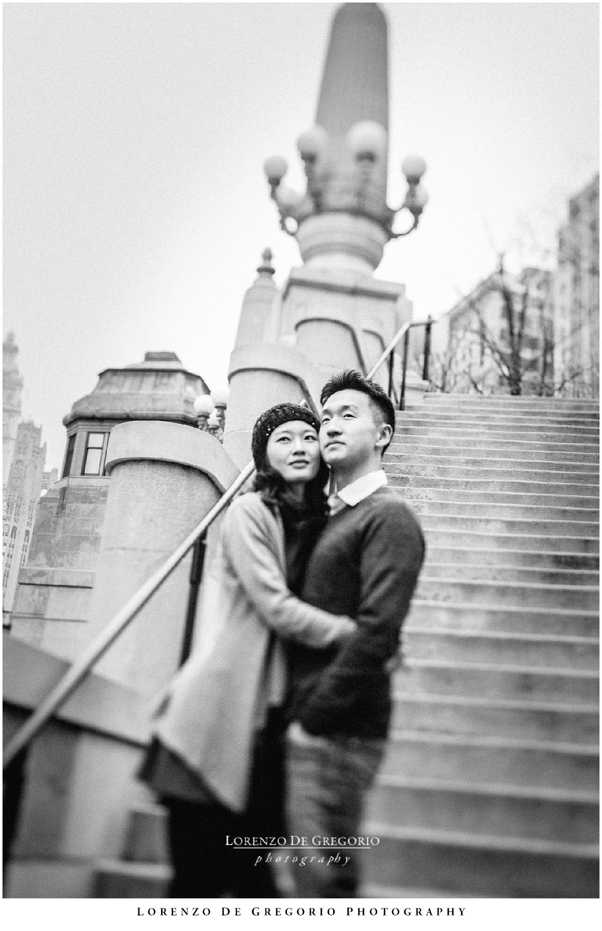 Chicago wedding photographer | Chicago engagement photography