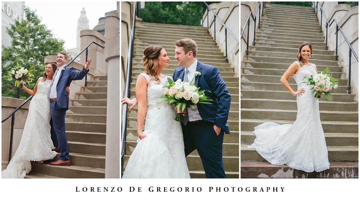 Art Institute wedding pictures | Galleria Marchetti wedding photos