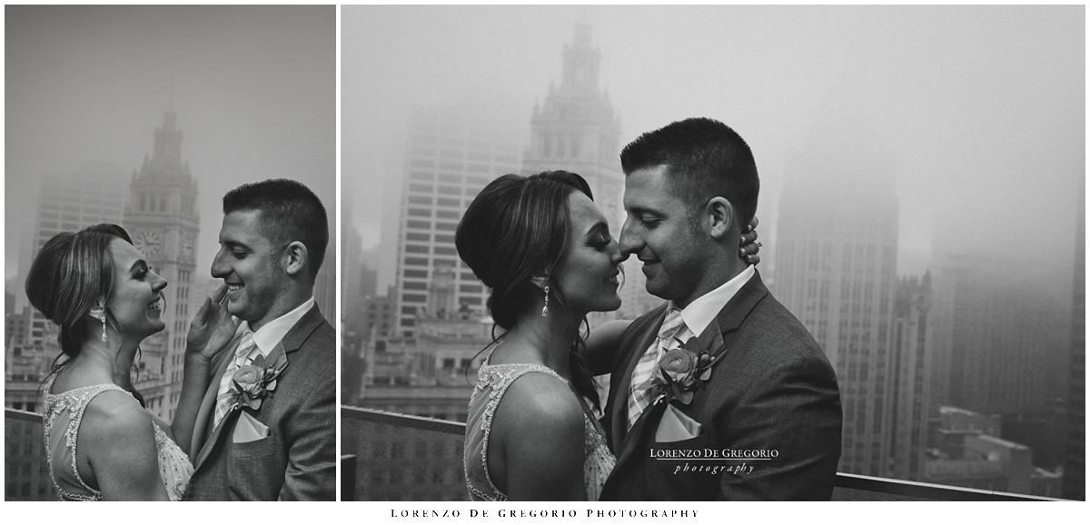 Architectural Artifacts wedding | London House Chicago