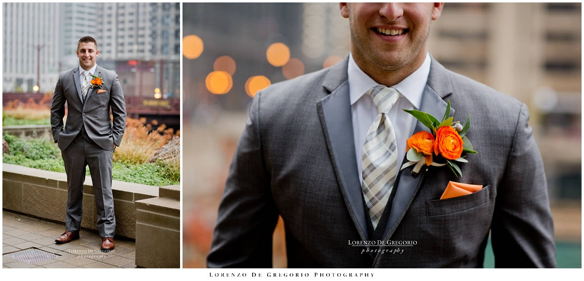 Architectural Artifacts wedding | Westin riverfront wedding pictures